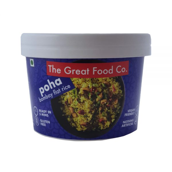 The Great Food Co. Pot Poha