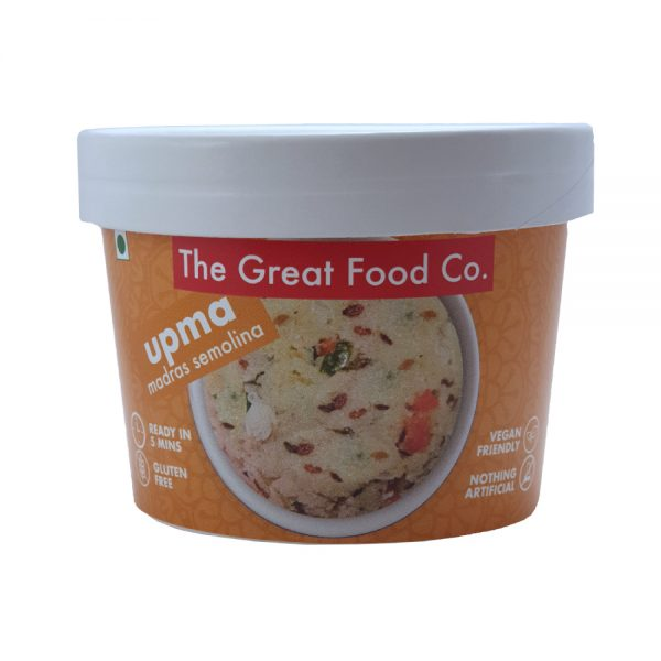 The Great Food Co. Pot Upma